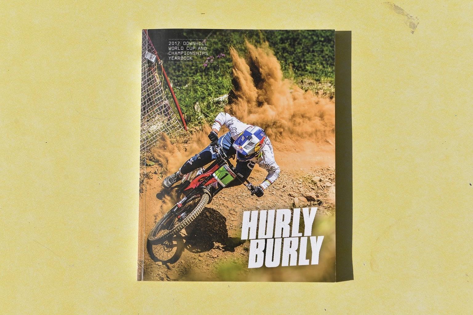 Hurly Burly book