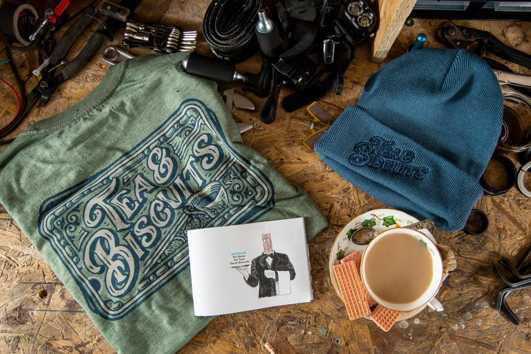 Tea and Biscuits film t shirt